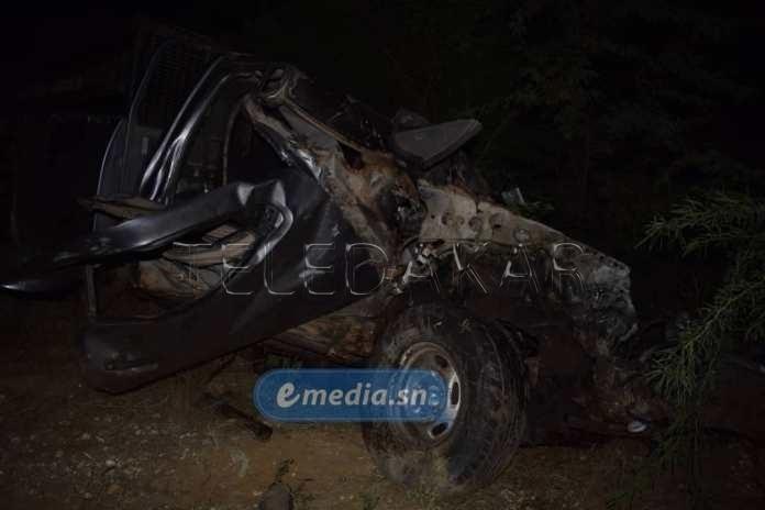 Saint Louis - Un Mort dans un violent accident  %Post Title