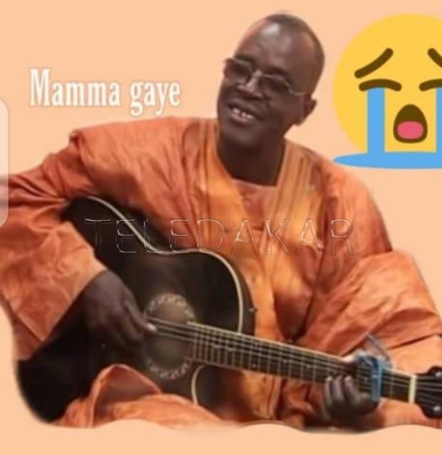 Baaba Maal en deuil...c'est dur