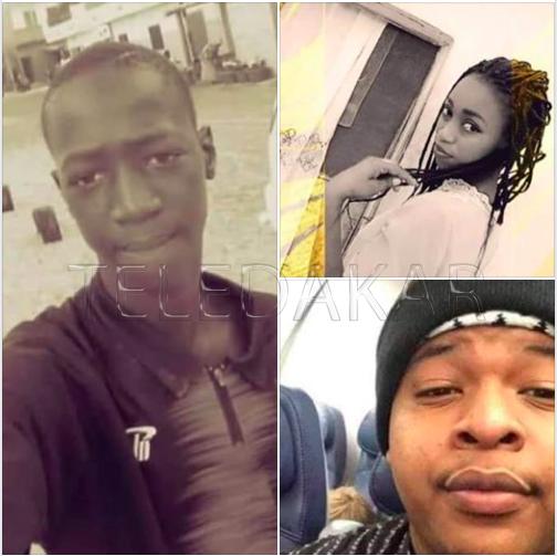 Photos - Voici Djamil, Ndioba et Mohamed, tous les trois ont été froidement tués