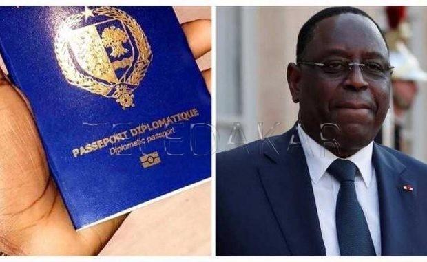 Scandale : Une Affaire de Passeports diplomatiques secoue la République