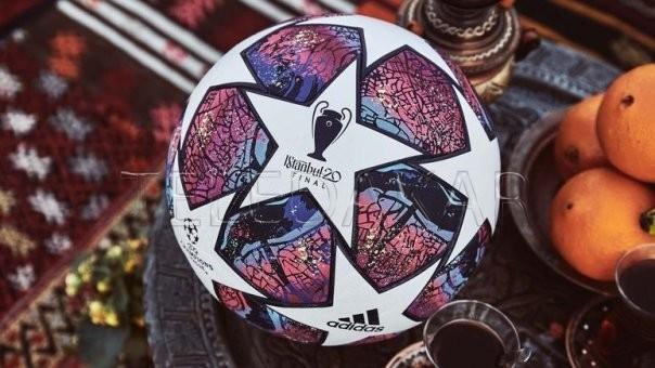 Ligue des Champions: voici le ballon de la phase finale.