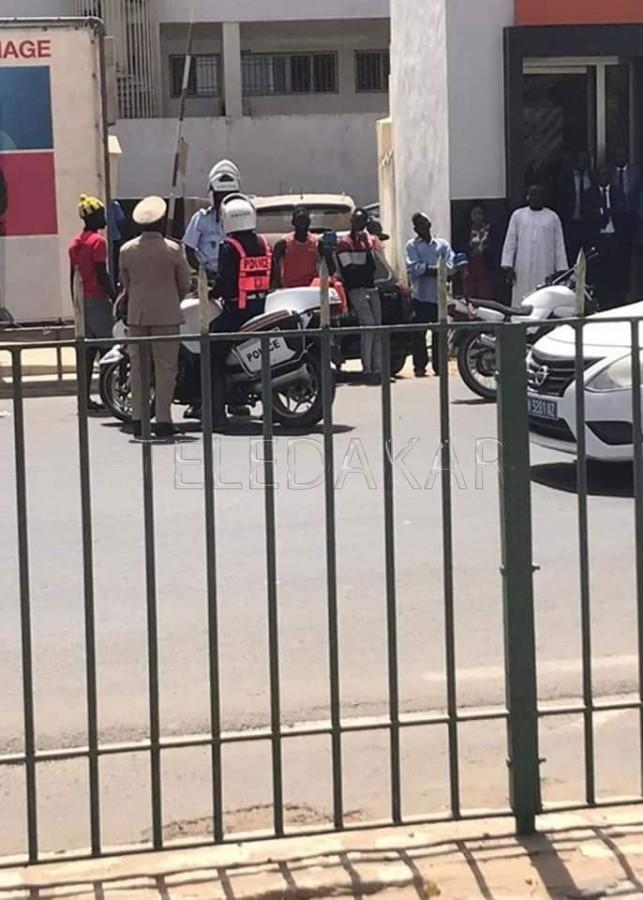 Quand Amoul Yakaar arrête un gradé militaire
