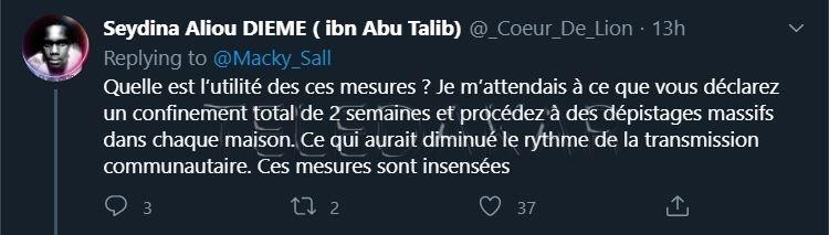 Macky Sall sévèrement lynché sur les réseaux sociaux