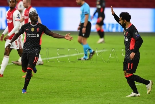 Jurgen Klopp donne des nouvelles sur la blessure de Mané après le match Ajax-Liverpool