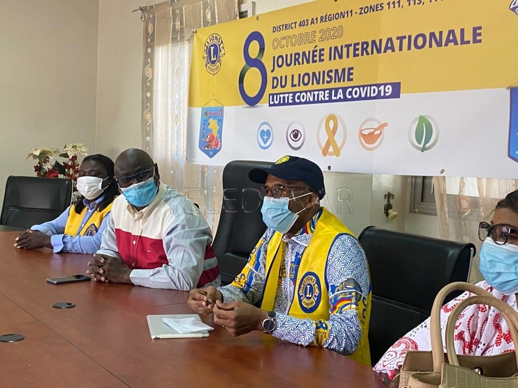 Journée internationale du Lionisme célébrée aujourd'hui à Grand Dakar